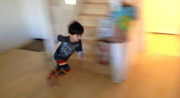 Light Speed Noah